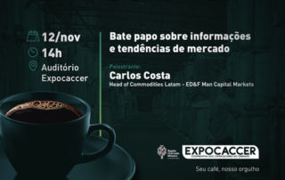 Coffee break com a Expocaccer