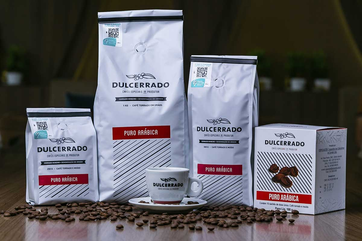 Industrialized Coffees | Expocaccer Products