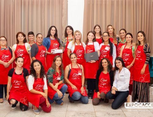 Expocaccer realiza mais uma edição do Workshop Elas no Café