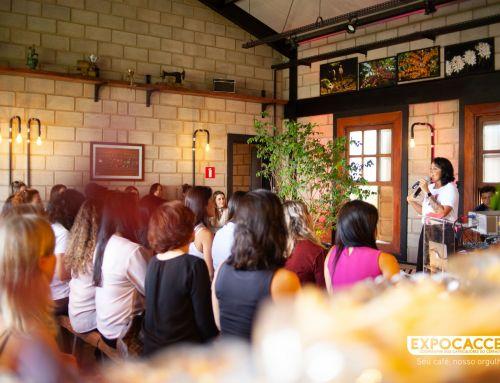 Expocaccer realiza evento especial em celebração ao Dia Internacional da Mulher
