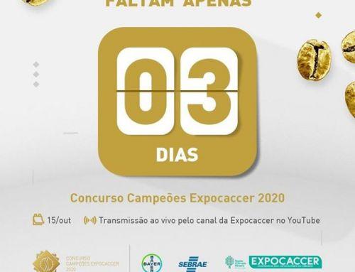 EXPOCACCER PREPARA-SE PARA APRESENTAR AO MUNDO OS MELHORES CAFÉS DA SAFRA 20/21