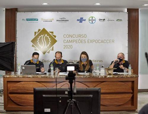 CONCURSO DE QUALIDADE DE CAFÉS DA EXPOCACCER REVELA OS CAMPEÕES DA SAFRA 20/21