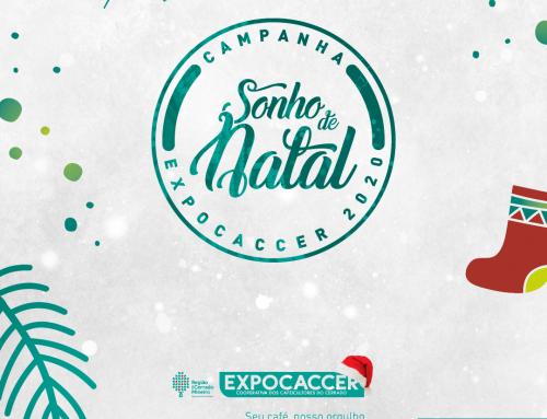 EXPOCACCER LANÇA A 19ª CAMPANHA SONHO DE NATAL