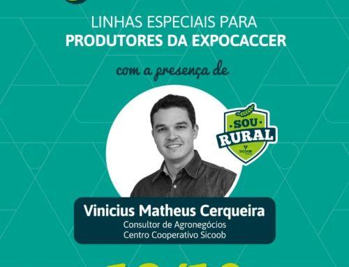 LINHAS DE CRÉDITO ESPECIAIS PARA COOPERADOS(AS) EXPOCACCER